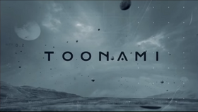 Toonami on-screen logo 2 2016