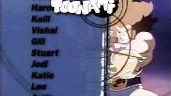 Toonami Credits 1997