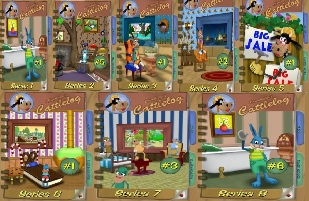 Clarabelle 39 s cattlelog toontown wiki fandom powered by for Toontown fishing guide