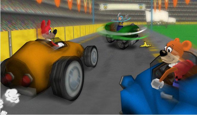 Goofy Speedway Toontown Wiki Fandom Powered By Wikia