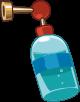 Toontown Japan's Seltzer Bottle