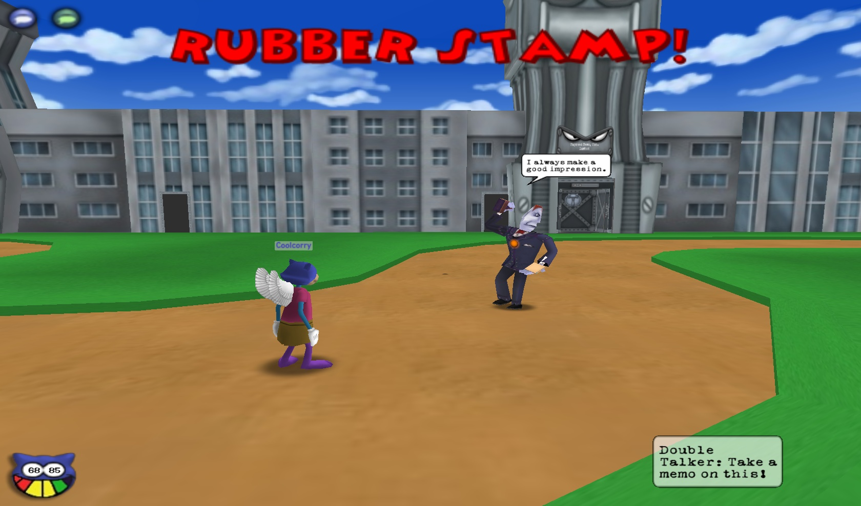 Rubber Stamp Toontown Wiki Fandom Powered By Wikia