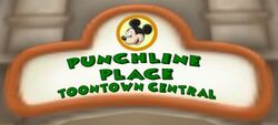 Punchline Place Tunnel