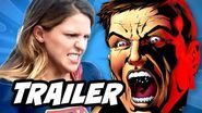 Supergirl Trailer 3 Breakdown - Red Tornado and Maxwell Lord