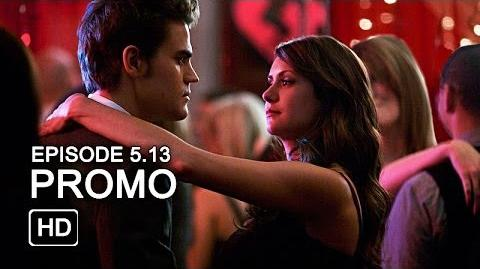 The Vampire Diaries 5x13 Promo - Total Eclipse of the Heart HD