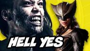 My Friends Made A Movie! and Legends Of Tomorrow Hawkgirl Hawkman
