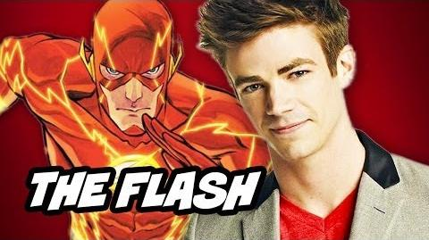 The Flash TV Series 2014 Preview