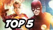Legends Of Tomorrow Episode 10 - TOP 5 WTF and Easter Eggs