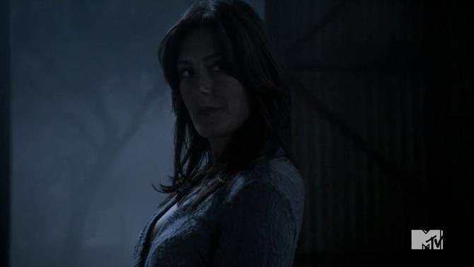 Teen Wolf Season 3 Episode 8 Visionary Alicia Coppola Talia Hale