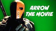 Arrow Season 2 The Movie Trailer Breakdown - Deathstroke Attacks
