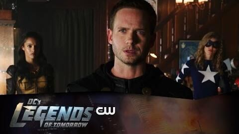 DC's Legends of Tomorrow The Justice Society of America Trailer The CW