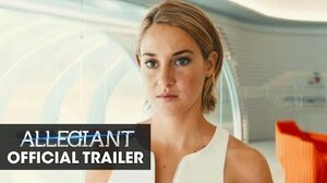 "The Divergent Series Allegiant Official Teaser Trailer – ""Beyond The Wall"""