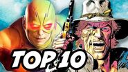 Legends Of Tomorrow Season 2 Episode 6 TOP 10 and The Flash Crossover Update