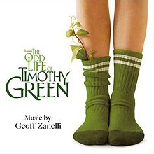 The Odd Life of Timothy Green Original Soundtrack