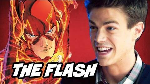 Arrow Season 2 Episode 8 Review - Grant Gustin Is The Flash
