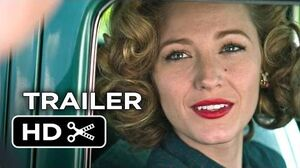 The Age of Adaline TRAILER 1 (2015) - Blake Lively, Harrison Ford Movie HD