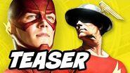 The Flash Season 2 Teaser Trailer - Meet Jay Garrick