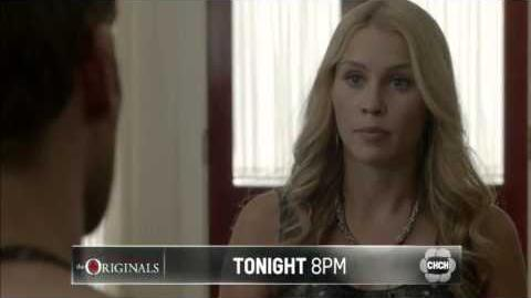 The Originals 1x02 Canadian Promo