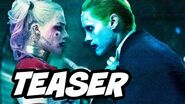 Suicide Squad vs The Joker Teaser and Comic Con 2016