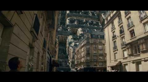 Inception - Official Trailer HD
