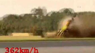 Richard Hammond's Crash