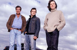Top-Gear-Team
