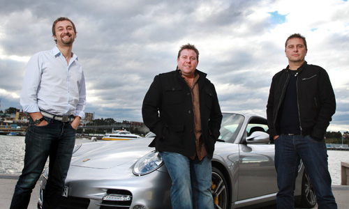 Top Gear Australia Presenters Top Gear Australia Hosts as of