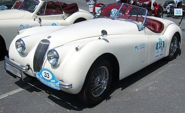 File:800px-Jaguar XK 120 OTS SE 1953.jpg