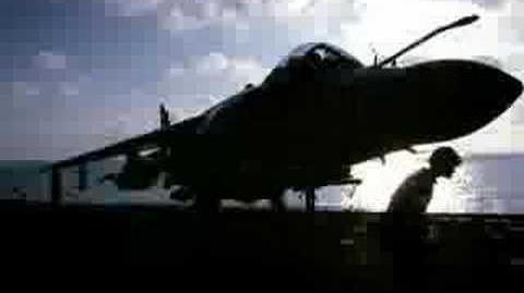 Top Gear - The Stig - HMS Invincible - BBC