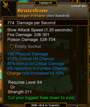 Brutesbane Augmented