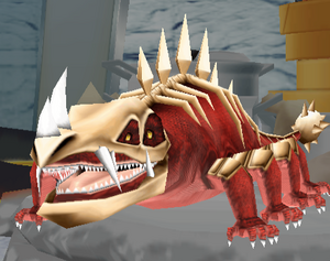 SkullCrocodile