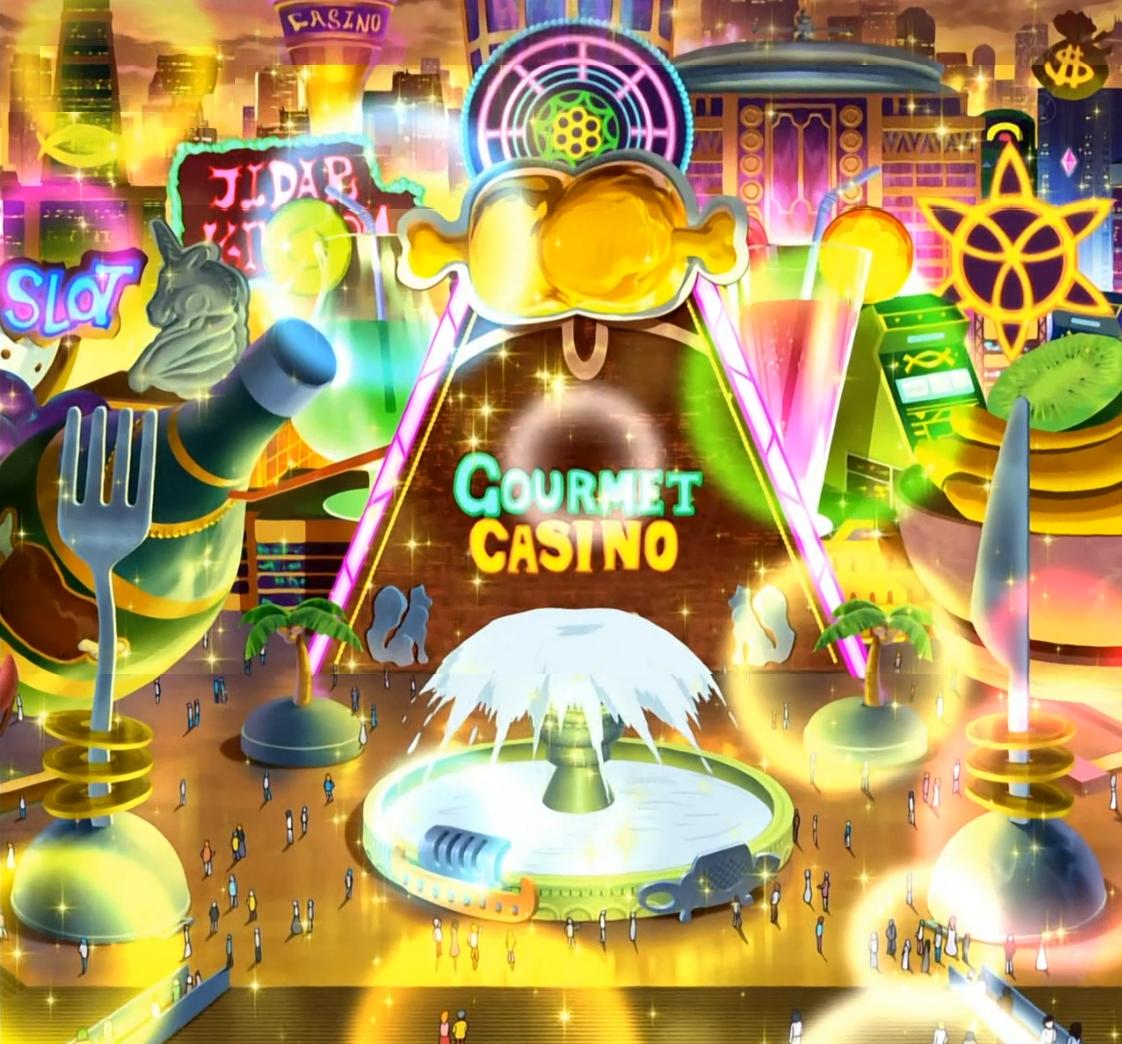 Toriko Gourmet Monsters: Category:Gourmet Casino