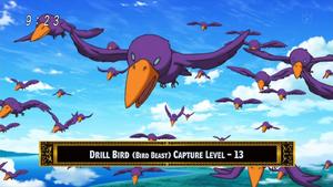 Drill Bird Eps 45