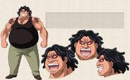 Drunker Anime Design