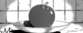 The mysterious apple