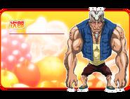 Jiro Anime Design