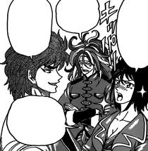 Rin proposing to Toriko