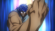 Toriko's 3-Hit Nail Punch OVA