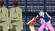Sunny and Rin quarrel ep48 anime only
