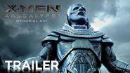 X-Men Apocalypse Teaser Trailer HD 20th Century FOX