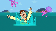 Where is sam's jellyfish pizza