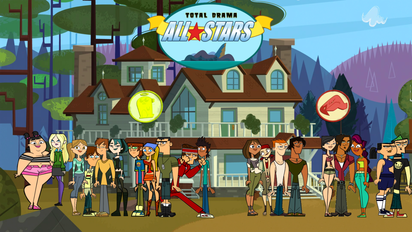 from Kingston the new cast of total drama girls naked