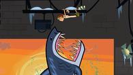 SharkTriestoEatHarold