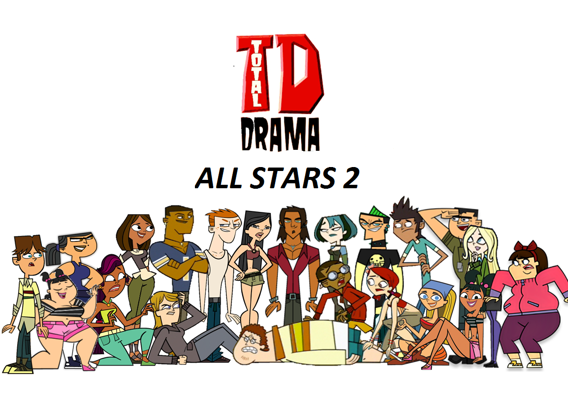 total drama all stars re write a sentence