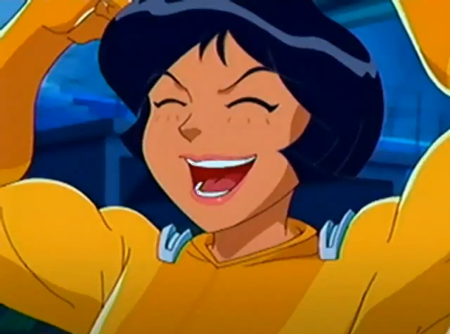 Image alex muscle 05 png totally spies wiki fandom powered by wikia - Totally spies alex ...