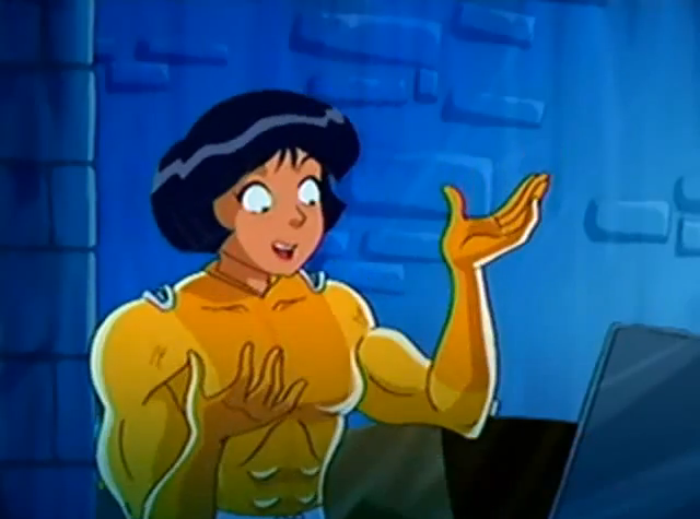 Image alex muscle 26 png totally spies wiki fandom powered by wikia - Totally spies alex ...
