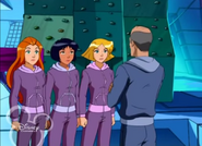 Woohp totally spies wiki fandom powered by wikia - Deguisement totally spies adulte ...