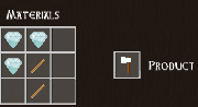 Total Miner diamond hatchet