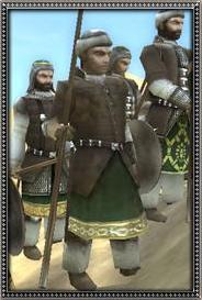 Saracen Militia (Turks)