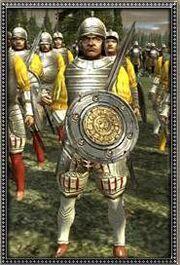 Dismounted Conquistadores (New Spain)